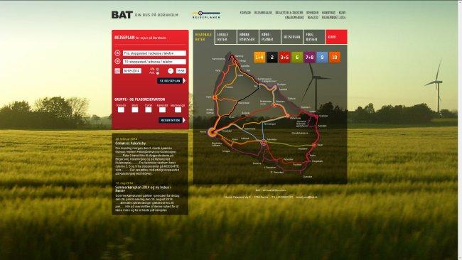 BAT – Busserne på Bornholm