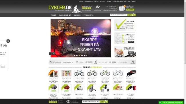 Cykler.dk