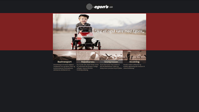 Egons Turistbuskørsel.