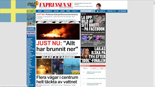 Expressen Sverige