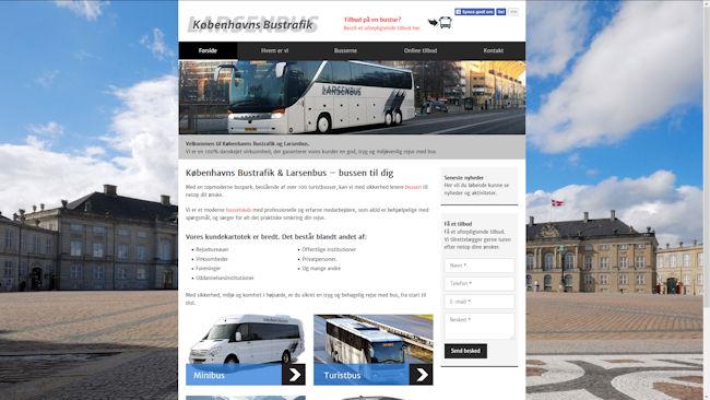 Larsenbus/Københavns Bustrafik