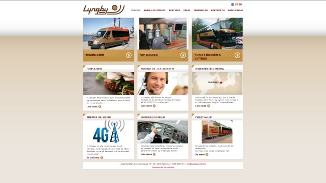 Lyngby Turistfart Turistbuskørsel.