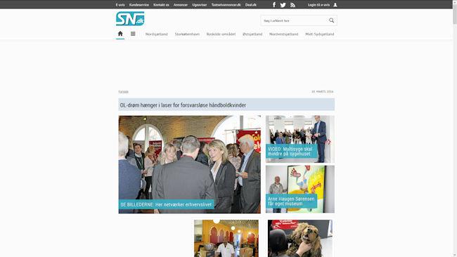 SN.DK Sjællandske Medier