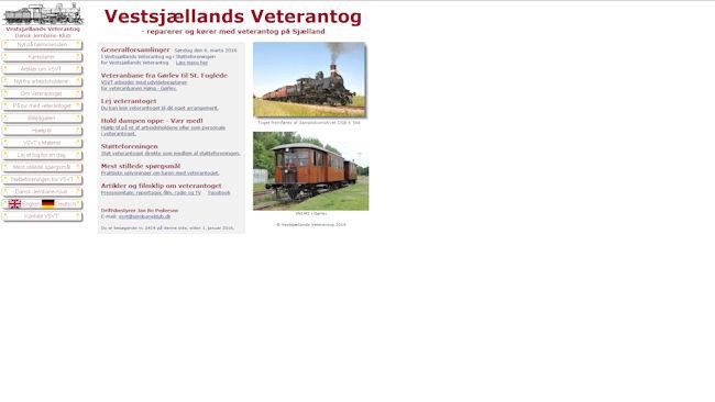 Vestsjællands Veterantog